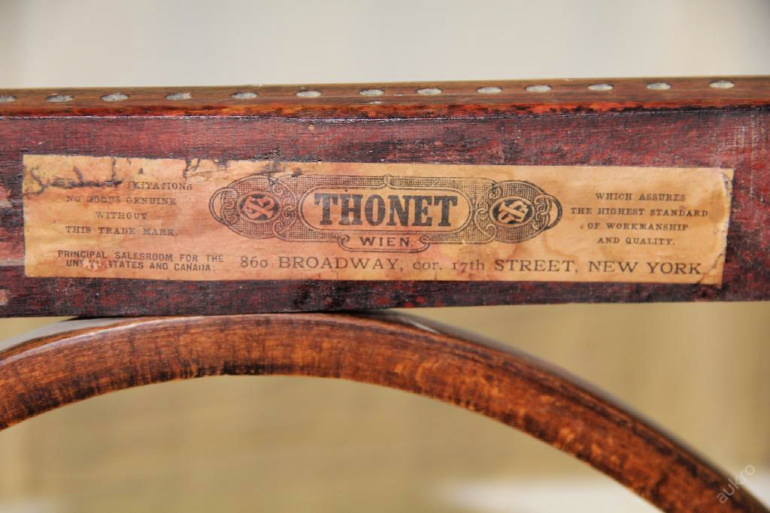 Thonet-label-USA