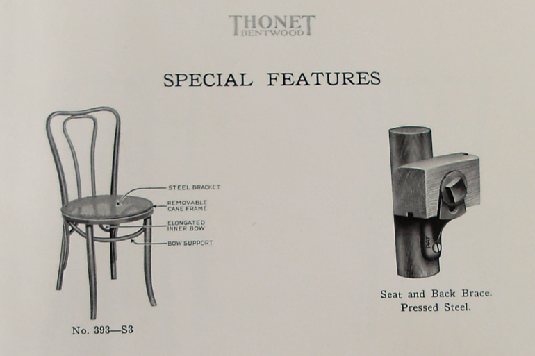 Thonet-catalogue-USA