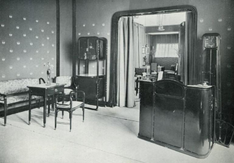 Kolo Moser Expo Torino 1902