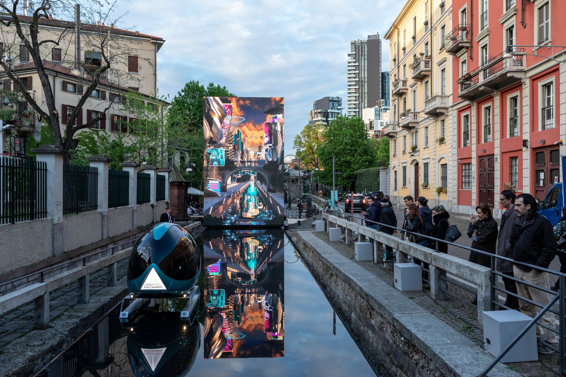 Il salone del mobile 2019 a milano celebra leonardo da for Il salone del mobile