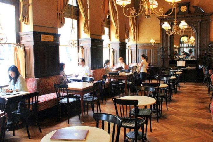 Kaffeehaus-Vienna